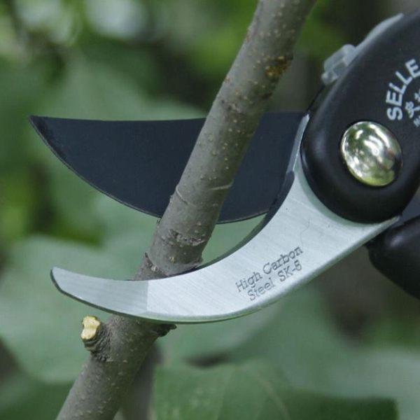 SELLERY/史拉力 進口流線型園藝剪刀家用修剪樹枝花枝剪果樹枝剪
