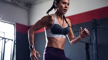 啟動雄心 全新Fitbit Ionic:adidas特別版智慧手錶-所有運動員的最佳訓練夥伴