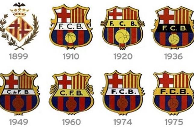 Evolusi 10 Logo dan Lambang Klub Sepak Bola Paling Terkenal Sedunia