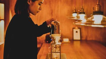 隱藏在美術館裡的密室山系咖啡 「森3 BAR」