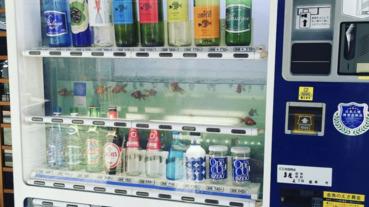 自動販賣機有金魚?奈良深度旅遊:金魚之鄉大和郡山市