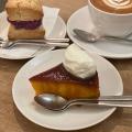 かぼちゃプリン - SLOPE,スロープ(上井草/カフェ)のメニュー情報
