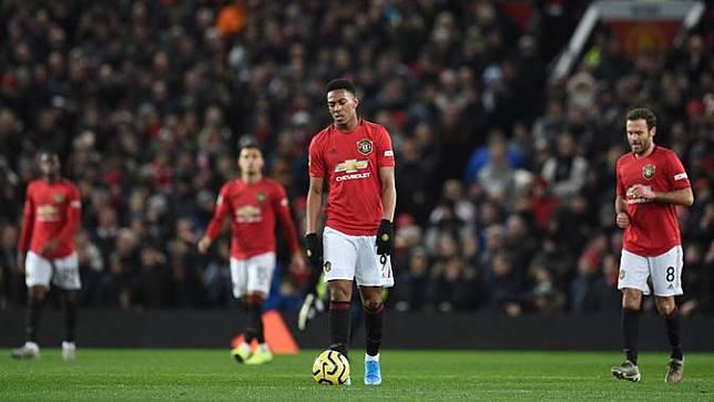 Pemain-pemain Depan MU Kena Cibiran usai Hasil Imbang Melawan Aston Villa