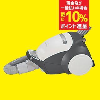 【Panasonic】エアーブラシ紙パック式クリーナー