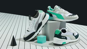 新聞分享 / 三十年前鞋子就可以連接電腦 PUMA Running System 系列回味歷史