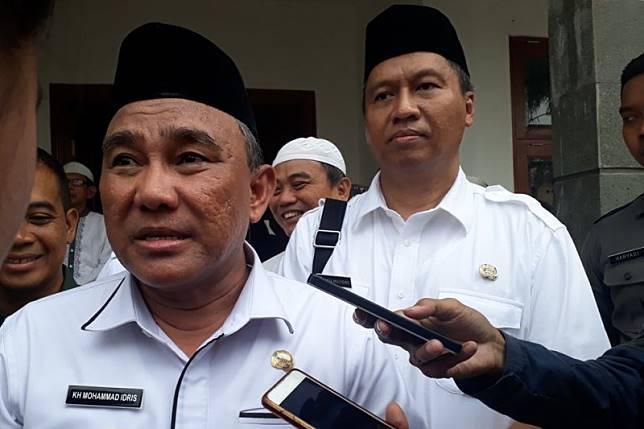 Wali Kota Depok pimpin shalat jenazah korban kecelakaan bus Subang