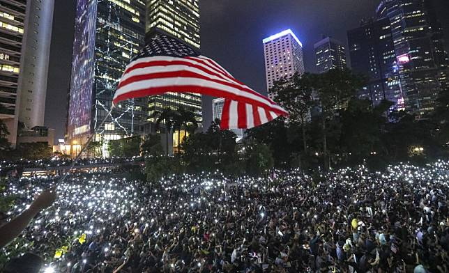 Hong Kong democracy bill passed by US Congress 'spells hope for students convicted over protests'