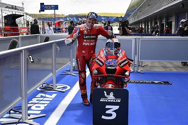Ancaman bagi Fabio Quartararo di MotoGP Spanyol 2021 Bernama Jack Miller