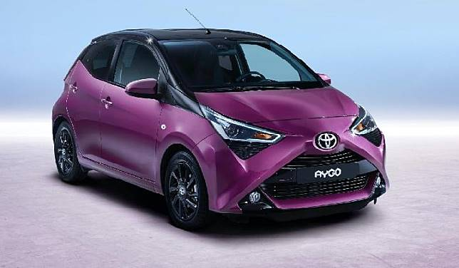 Toyota Aygo. Sumber: carscoops.com
