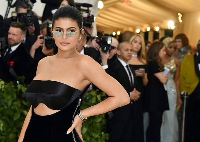 US-ENTERTAINMENT-MET-GALA-2018