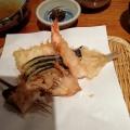 天ぷら定食松 - 実際訪問したユーザーが直接撮影して投稿した西新宿天ぷら串天ぷら 段々屋の写真のメニュー情報