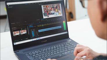 ASUS ProArt StudioBook 17 (H700) 開箱,搭載Pantone認證高色彩精準度螢幕的創作者筆電