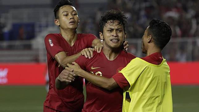 Timnas Indonesia U-22 Vs Myanmar U-22