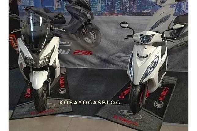 Kymco GP125 2020 แบรนด์ดังจากไต้หวัน เปิดตัวในอินโดนีเซีย