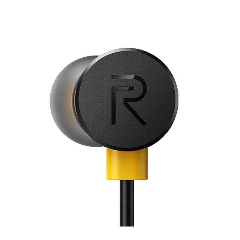 【有線原廠耳機】Realme X2 Pro 6.5吋 RMX1931 經典版 3.5mm 原裝黑Realme Buds 2● 鮮活撞色,潮流設計●三段式全能線控 ●此款非藍芽耳機● 【商品規格】盒裝內
