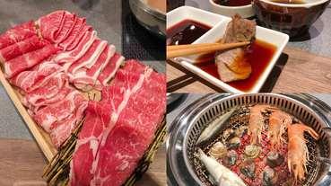 一千元就能上等牛肉吃到飽!金洹苑火烤兩吃日式燒肉店中秋烤肉首選