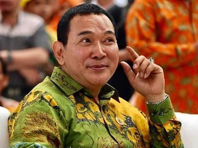 Tommy Soeharto Bubarkan Munaslub Berkarya Kubu Badar