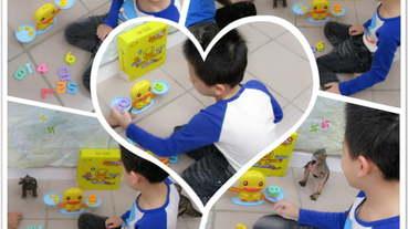(益智玩具開箱) 【B.Duck】香港潮牌小黃鴨《 數字天平鴨兒童早教益智玩具組》~!BY酷比酷比
