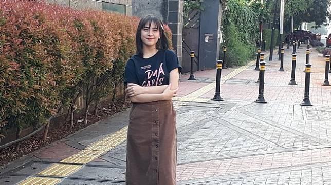 Zara JKT48 [Suara.com/Ismail]