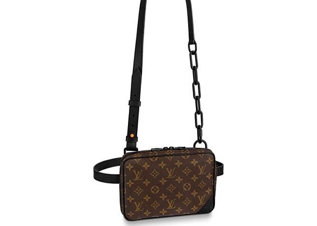 Louis Vuitton Utility Front Bag(互聯網)