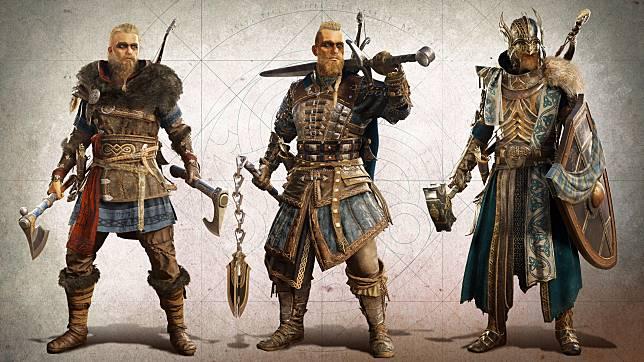 Assassin's Creed Valhalla Akan Miliki Sistem Loot yang Berbeda dari Origins dan Odyssey