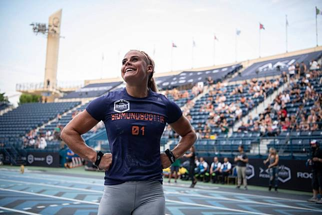 Dubai CrossFit Championship: Sara Sigmundsdottir continues her tear as she takes competition in convincing fashion