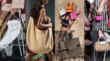 抓住2020春夏包款「6大趨勢」!Dior、Loewe、BV、MK包準入手省荷包,別在亂買啦!