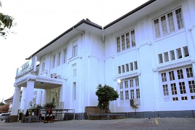 Rumah Sakit Hasan Sadikin Bandung. (rshs.or.id)