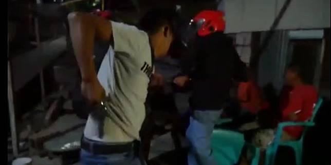 2 Tahun Jadi Buronan, Pencuri Oil Boom Pertamina Ditangkap Saat Mabuk