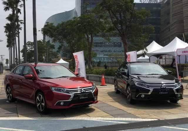 Kabar Kemunculan Mitsubishi Lancer dengan Wajah Baru