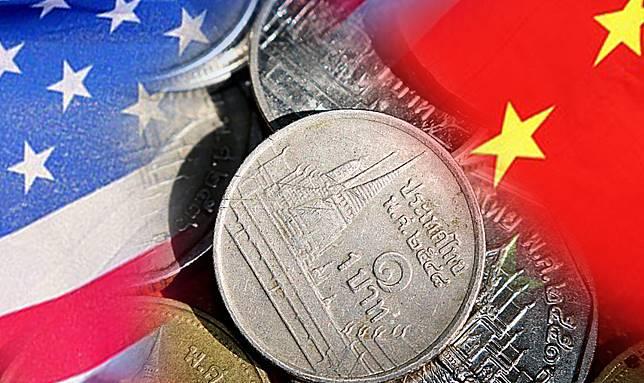 ธงสหรัฐ-จีน-เงินบาท-e1544671427328