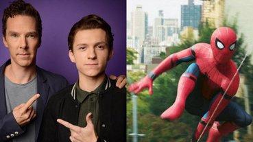 奇異博士來了!班奈狄克正式進入《蜘蛛人 3》劇組拍攝,準備「好好調教」湯姆荷蘭!