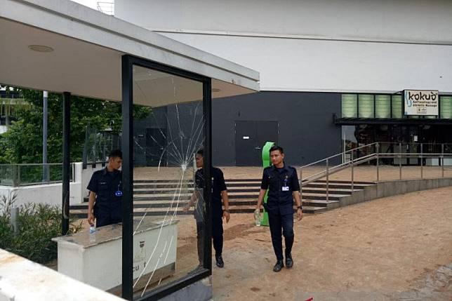 Mall AEON JGC ditaksir rugi ratusan juta akibat ricuh warga