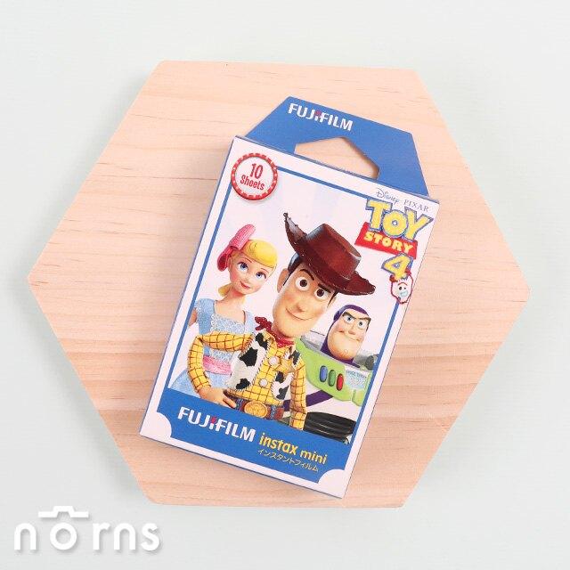 【mini玩具總動員4底片】Norns富士拍立得迪士尼instax mini 8 9 25 70 90 Printoss適用 好窩生活節