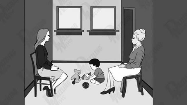 Tes Kepribadian : Yang Mana Ibu Kandung Anak Ini? Jawabannya Ungkap IQ Anda. (Buzz Quiz)