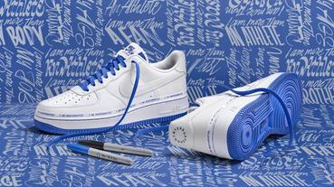 上市速報 / UNINTERRUPTED x Nike Air Force 1 More Than _ 臺灣販售資訊整理