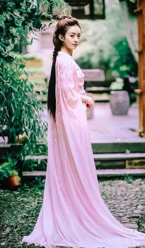 古裝劇「粉衣女神」2:趙麗穎《知否知否應是綠肥紅瘦》、《楚喬傳》