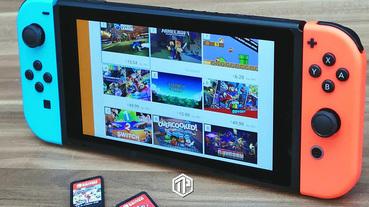 中國版 Nintendo Switch 3 只能玩這3款遊戲!?