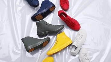 CONVERSE 推出史上最輕量化的All Star 防水雨靴『ALL STAR LIGHT WR SL HI/OX』