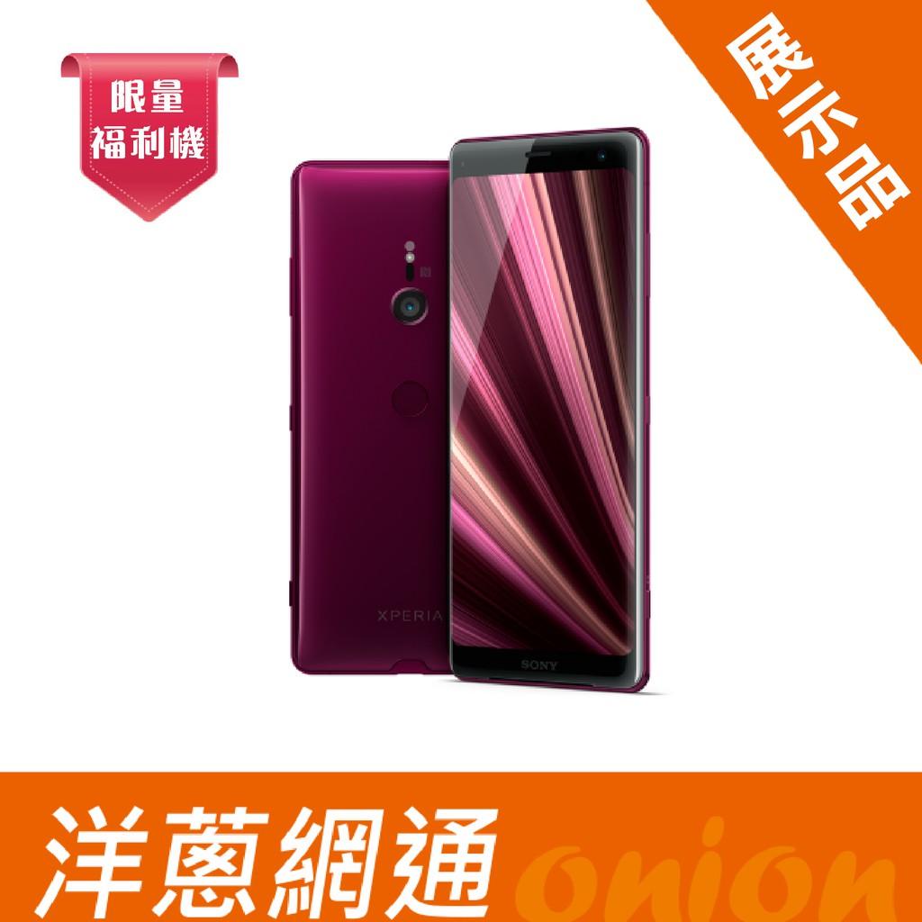 福利機 門市展示機下架手機 規格: 機型:SONY XZ3 紅 6G/64G 功能:全部正常 內容物:手機、充電器、傳輸線、重要資訊指南、其它配件依原廠為主 外觀:外觀良好 保固:台哥大保2019.1
