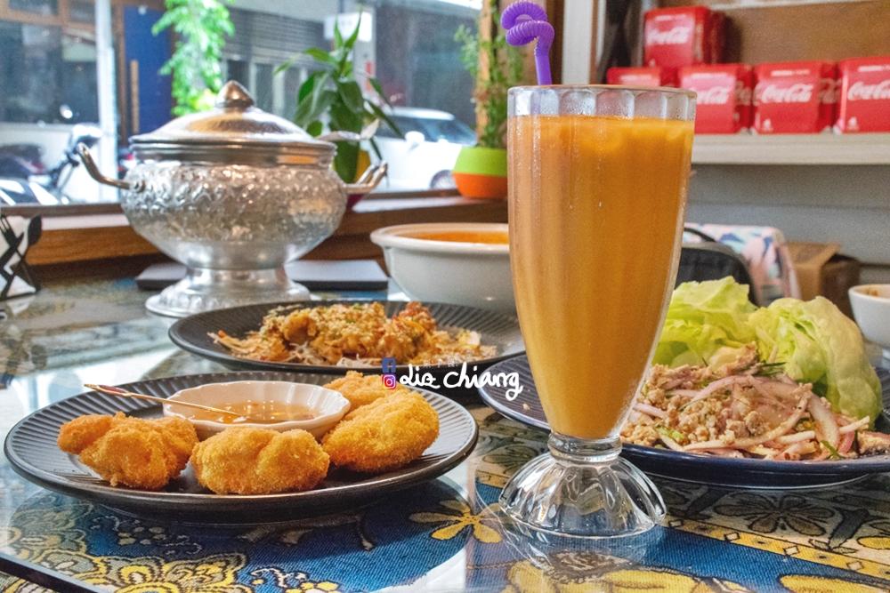 泰豪脈 泰式料理-泰式-美食DSC_0101Liz chiang 栗子醬-美食部落客-料理部落客