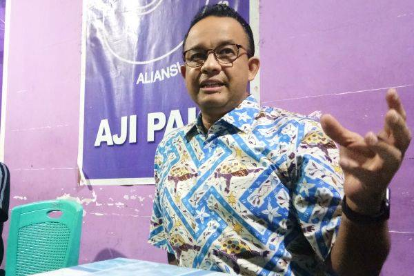 Anies Baswedan Buka Kans Swasta Kelola Sampah