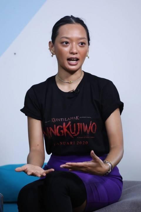 Main di 'Mangkujiwo', Asmara Abigail Jadi Berempati dengan Kuntilanak