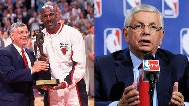 NBA 教父 DAVID STERN:重新發明籃球,讓籃球發揚光大!
