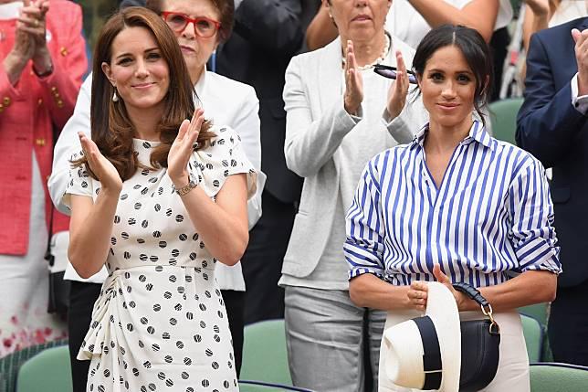 Posting Ini di Instagram, Meghan Markle Disebut Ingin Saingi Kate Middleton