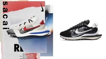 Nike X Sacai VaporWaffle聯名球鞋開賣售價、地點、時間一次看,買到絕對是賺到!