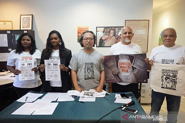 LSM Malaysia minta pemerintah beri pengampunan bagi pekerja ilegal