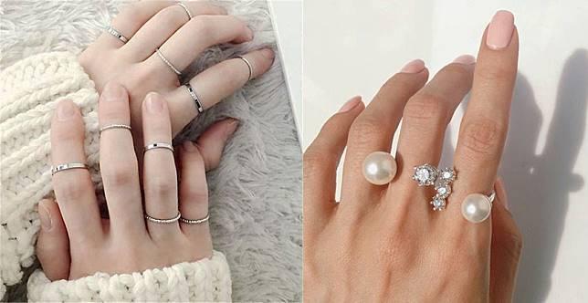 櫻花妹的戒指搭配真好看!5大IG博讚秘訣,一次傳授給你