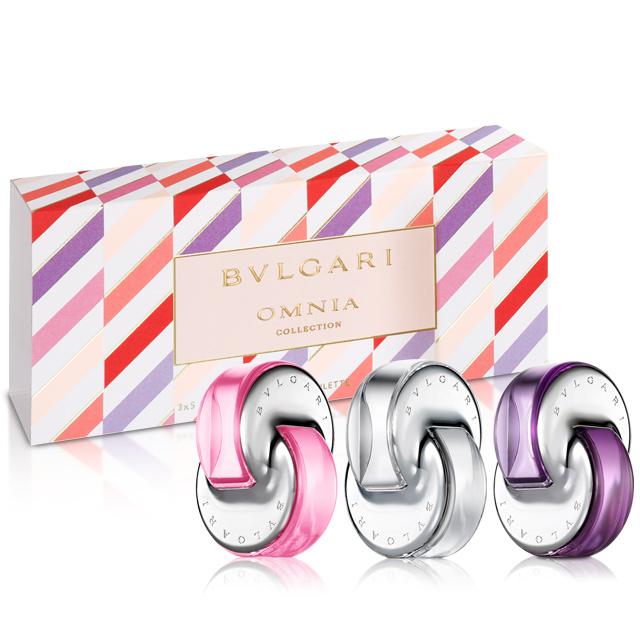 晶彩限量系列◆暢銷款超值組◆享受精緻的寶格麗◆沾式香氛