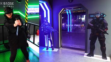 【2019韓國五天四夜】VRIGHT:都市型VR體驗主題公園開箱│物超所值的VR體驗,建議兩個人一起來玩!